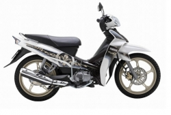 Xe máy Yamaha Sirius RL vành đúc 2010