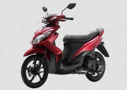 Xe máy Yamaha Luvias Fi 2015