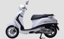Xe máy Yamaha Grande STD 2014