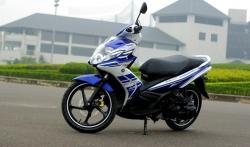 Xe máy Yamaha Nouvo SX GP 2014