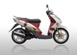 Xe máy Yamaha Mio Ultimo vành đúc 2013