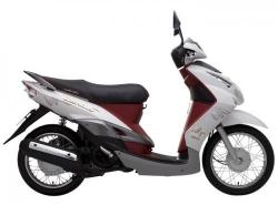 Xe máy Yamaha Mio Ultimo vành nan 2013