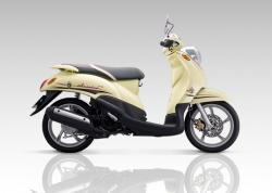 Xe máy Yamaha Mio Classico 2013