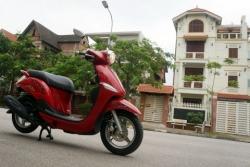 Xe máy Yamaha Nozza 2013