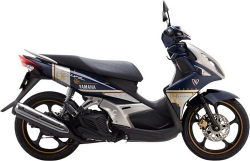 Xe máy Yamaha Nouvo LX 2011