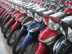 Xe máy cũ giá rẻ TPHCM