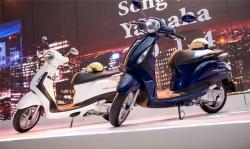 So sánh chi tiết 3 dòng xe máy Yamaha: Nozza, Grande, Acruzo