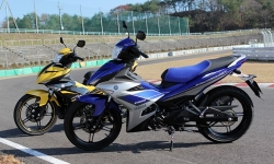 So sánh xe Exciter 150 và xe Suzuki Raider