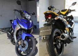So sánh Exciter 150 và FZ150i