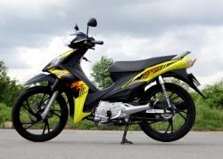 So sánh Exciter 150 và Suzuki Axelo