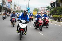 Hướng dẫn chạy xe côn tay Exciter 150 an toàn