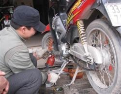 7 bộ phận dễ hư hỏng nhất của xe máy