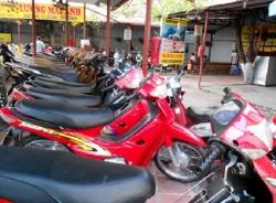 Cẩm nang toàn tập mua xe máy cũ của Tây Ba Lô