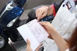 Những điều cần biết khi bảo hành xe máy