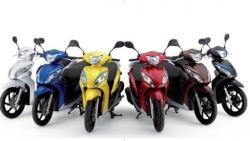 Lưu ý chọn màu xe máy theo năm sinh hợp phong thủy