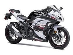 Kawasaki giới thiệu Ninja 300 phiên bản đặc biệt