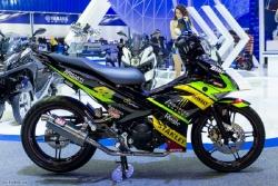 Mẫu xe Yamaha Exciter 150 độ đẹp