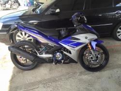 Kinh nghiệm mua xe máy Yamaha Exciter 150 trả góp