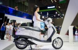 Giá xe máy Yamaha Grande mới nhất