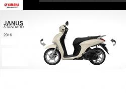 Đánh giá xe Yamaha Janus 2016: làn gió mới trong phân khúc xe tay ga Việt Nam