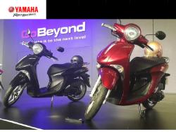 Yamaha Janus 2016: dòng xe tay ga mới giá 27,5 triệu đồng tại Việt Nam