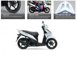 Xe ga cho nữ có nên chọn Suzuki Address Fi?