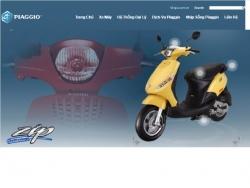 Piaggio Zip 100 Quattrotempl: nhỏ gọn, thiết kế cá tính, giá cả hợp lý