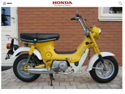 """Honda Chaly CF50 AT: Nhỏ mà """"oách""""!"""
