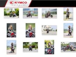 Chi tiết xe côn tay Kymco K-Pipe thiết kế lạ giá rẻ