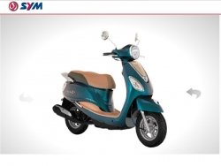 Đánh giá xe máy SYM Attila V 125: Xe sang, giá rẻ