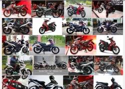 Xe máy nam côn tay phổ thông 150 phân khối chọn Yamaha Exciter 150, Suzuki Raider 150 hay Honda Winner 150?