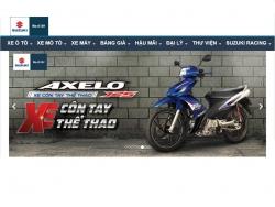 Bắt chính xác bệnh thường gặp trên xe máy côn tay Suzuki Axelo