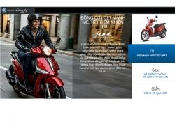 Những bệnh đặc trưng hay bị phàn nàn trên xe máy tay ga Piaggio Liberty