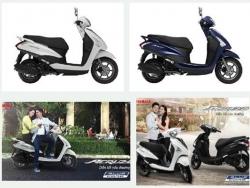 Phát hiện những lỗi nào trên xe máy tay ga Yamaha Acruzo?