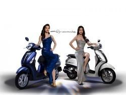 Cách chăm sóc xe Yamaha Nozza Grande