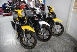 Có nên mua xe máy Yamaha Sirius Fi mới?