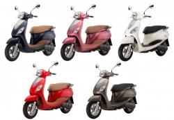Giá xe máy Sym