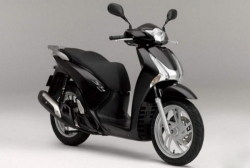 Honda giới thiệu mẫu xe SH Mode mới!