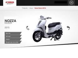 Honda Vision 2016 và Yamaha Nozza 2015: nữ công sở nên chọn xe nào?