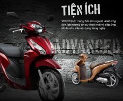 Kinh nghiệm chọn một công ty thiết kế web mua bán xe máy Honda Vision uy tín