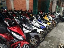 Mua bán xe máy cũ tại Đà Nẵng