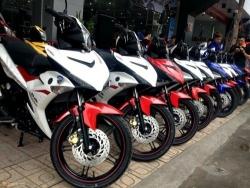 Mua xe máy Yamaha Exciter 150 - Kinh nghiệm chọn cửa hàng xe máy chất lượng
