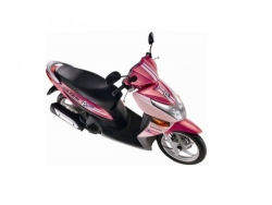 Xe máy Honda Click Play 2010