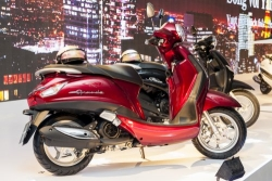 Xe máy Yamaha Grande tiêu thụ xăng thế nào?