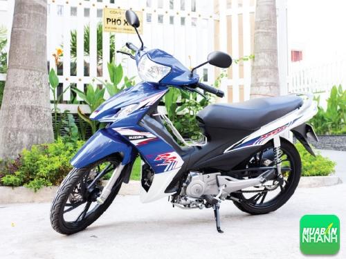 Xe máy Suzuki Axelo, 16, Bich Van, Chuyên trang Xe Máy của MuaBanNhanh, 15/09/2016 11:56:30