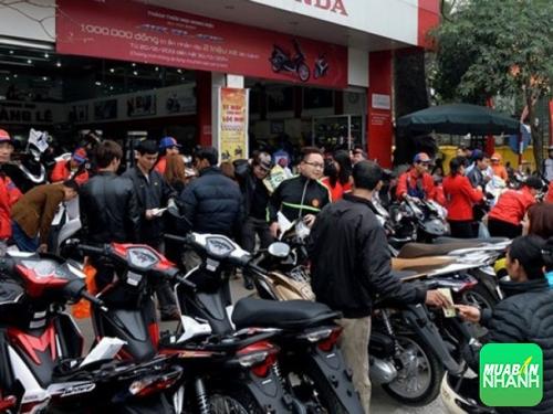 Mua xe máy cũ - Trang thông tin mua bán xe cũ số 1 thị trường