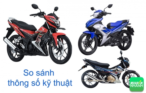 So sánh Honda Sonic 150R và Yamaha Exciter 150, 186, Uyên Vũ, Chuyên trang Xe Máy của MuaBanNhanh, 15/09/2016 13:32:04
