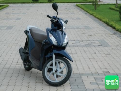Khi nào thì nên thay nhớt cho xe Honda Vision 2014?, 278, Bich Van, Chuyên trang Xe Máy của MuaBanNhanh, 15/09/2016 11:43:36