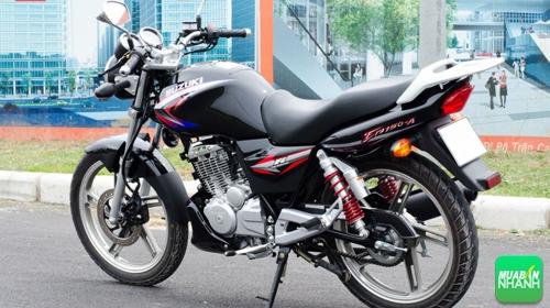 Những điều cần lưu ý khi mua xe Suzuki EN150A, 293, Minh Thiện, Chuyên trang Xe Máy của MuaBanNhanh, 01/09/2016 11:19:11