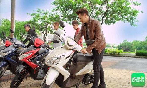 5 điều sai lầm khi sử dụng xe Yamaha Luvias, 296, Tiên Tiên, Chuyên trang Xe Máy của MuaBanNhanh, 15/09/2016 14:22:54